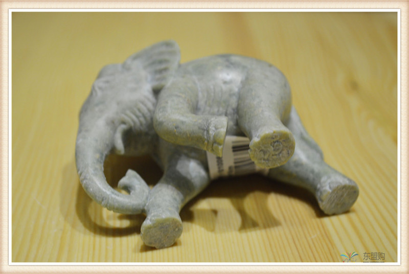 柬埔寨 手工肥皂石雕像神摆件小号 工艺品神像摆件 0203661图片五