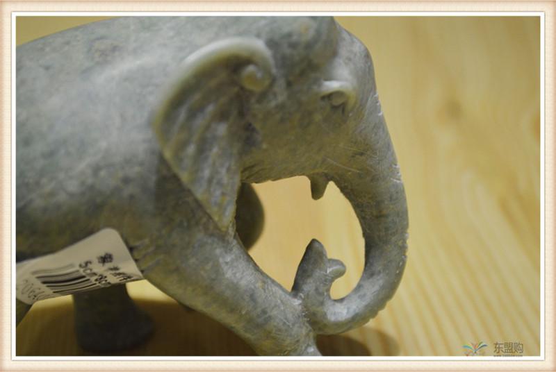 柬埔寨 手工肥皂石雕像神摆件小号 工艺品神像摆件 0203661图片七