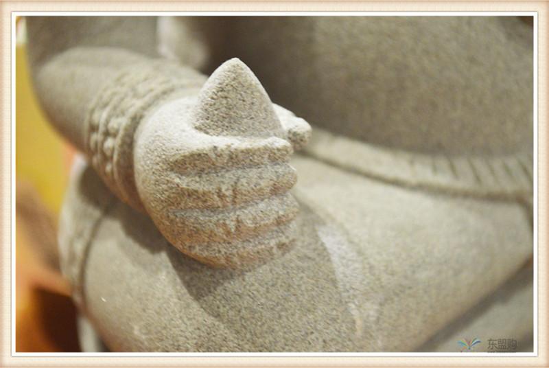柬埔寨 砂岩雕智慧象神 0203654图片八
