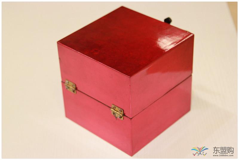 越南 漆器蜻蜓栓首饰盒 0202872图片七