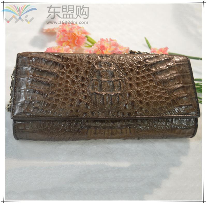 泰国 鳄鱼皮包 0206868图片四