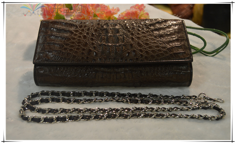 泰国 鳄鱼皮包 0206868图片七