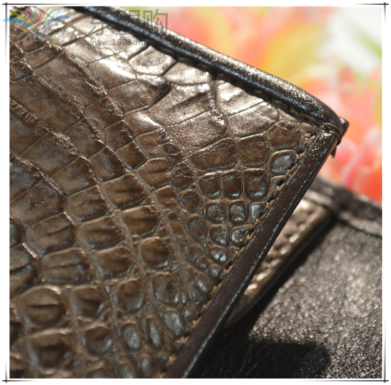 泰国 鳄鱼皮包 0206868图片十