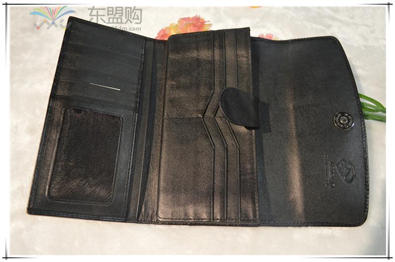 泰国 钱包珍珠鱼皮钱包(整皮) 0207486图片六