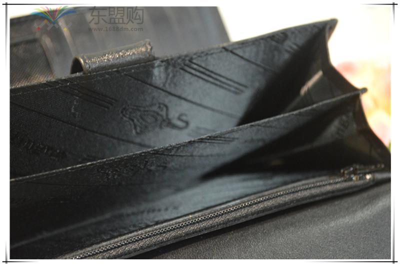 泰国 钱包珍珠鱼皮钱包(整皮) 0207486图片九