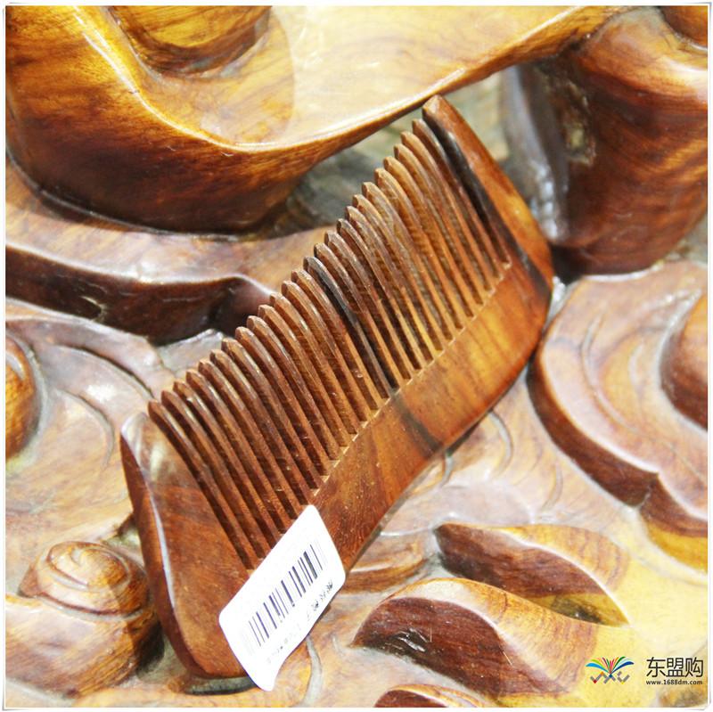 老挝 酸枝梳子 0203202图片八
