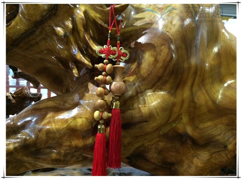 泰国 工艺品 特色小商品 中国结车挂 0208337图片二