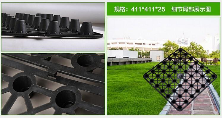 蓄排水板厂家 屋顶花园专用蓄排水板图片七