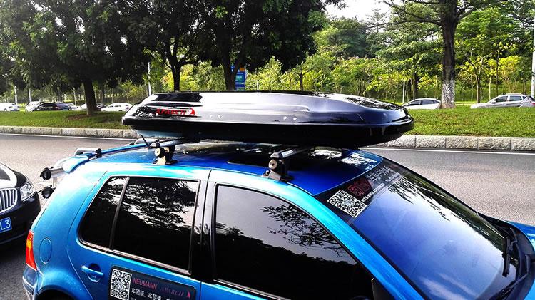 正品进藏神器汽车车顶箱APARCH飞艇系列UFO-图片九