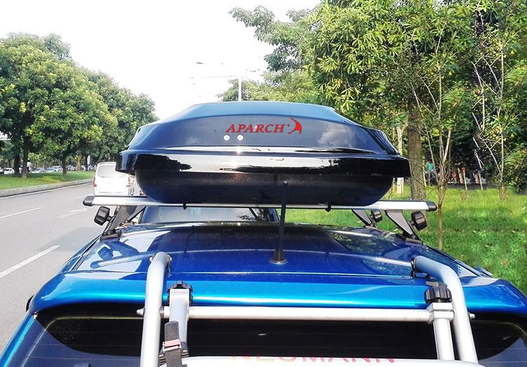 正品进藏神器汽车车顶箱APARCH飞艇系列UFO-图片六