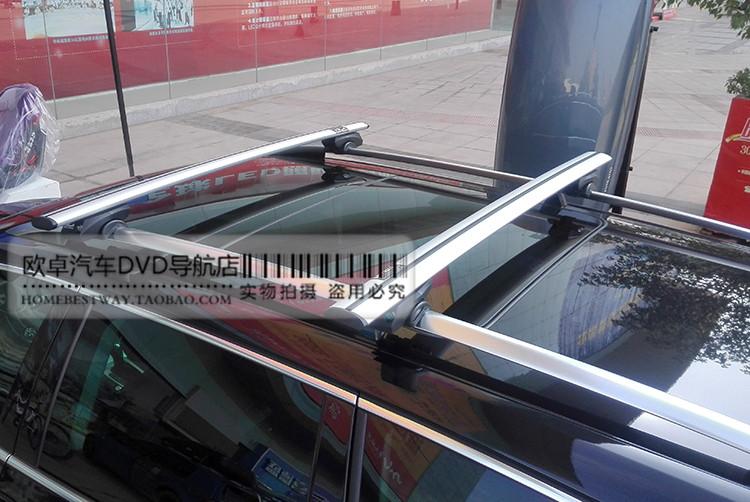 原装正品车顶横杆车顶架铝合金玻纤抗压减震车顶横杆哈图片三