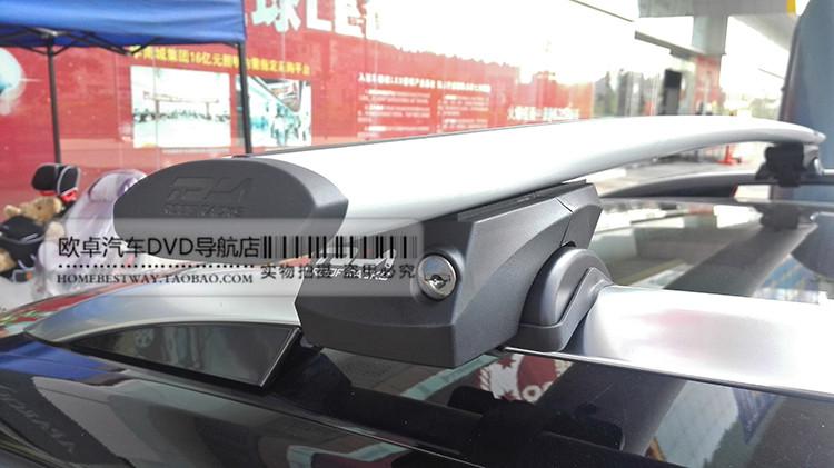 原装正品车顶横杆车顶架铝合金玻纤抗压减震车顶横杆哈图片四