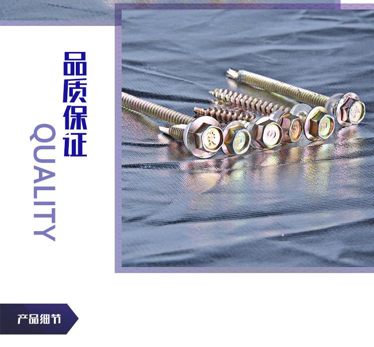 克罗达铁钻尾钉 批发零售 125mm图片二