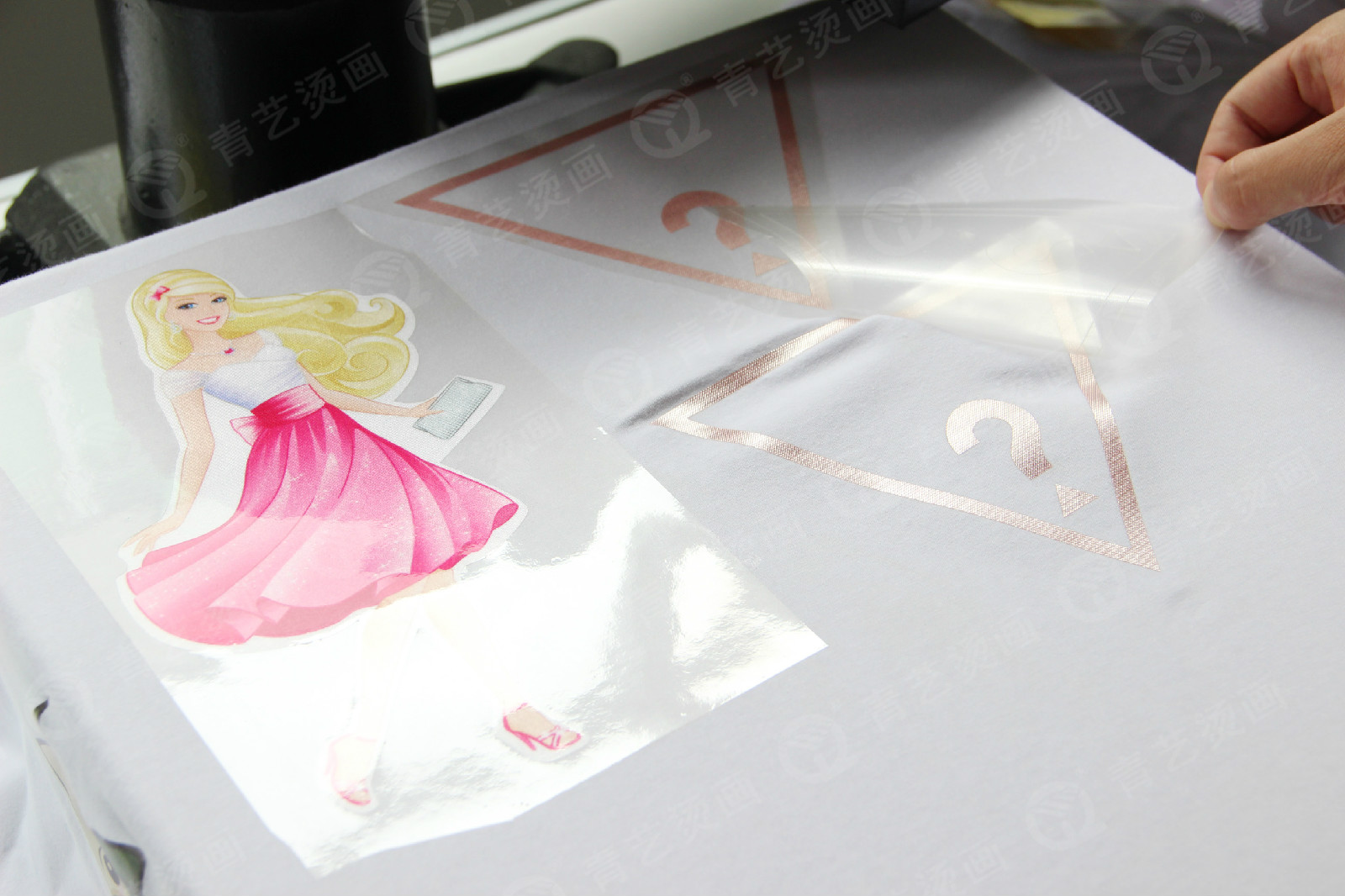 青艺烫画--激光烫画图片八