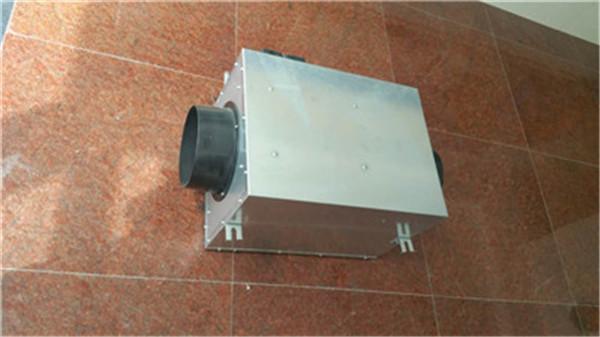 CF4-82型高效低噪声厨房专用离心通风机图片四