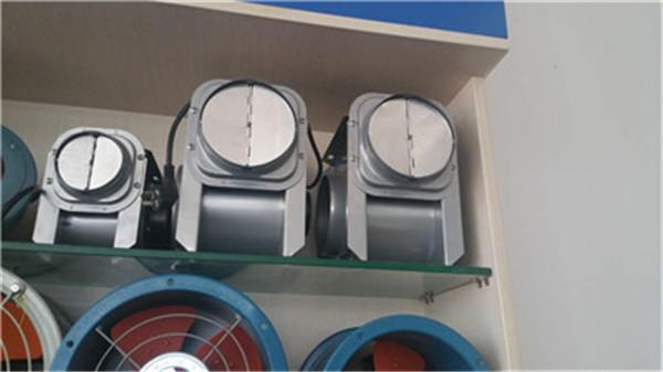CF4-82型高效低噪声厨房专用离心通风机图片六