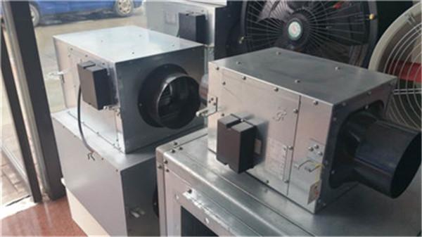 CF4-82型高效低噪声厨房专用离心通风机图片五