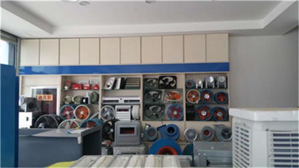 CF4-82型高效低噪声厨房专用离心通风机图片八