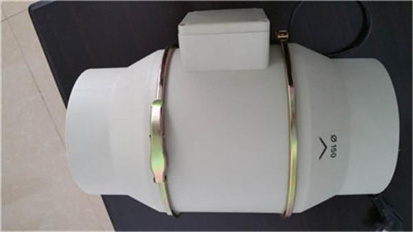 CF4-82型高效低噪声厨房专用离心通风机图片二十二