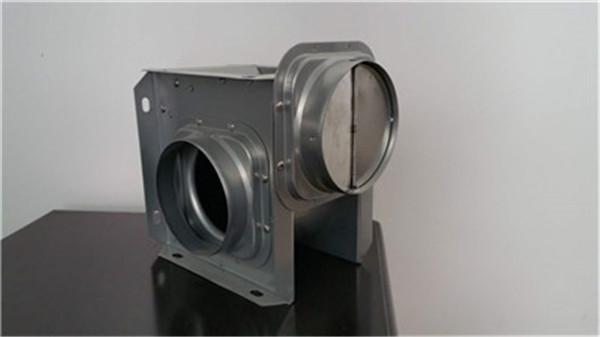 CF4-82型高效低噪声厨房专用离心通风机图片二十