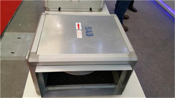 CF4-82型高效低噪声厨房专用离心通风机图片二十三