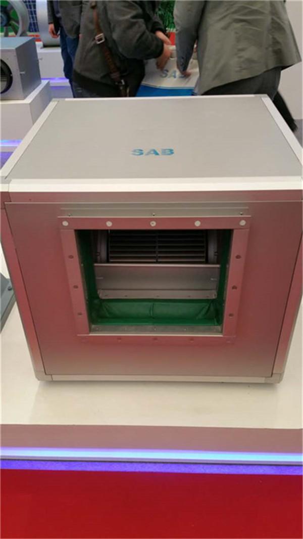 CF4-82型高效低噪声厨房专用离心通风机图片二十五