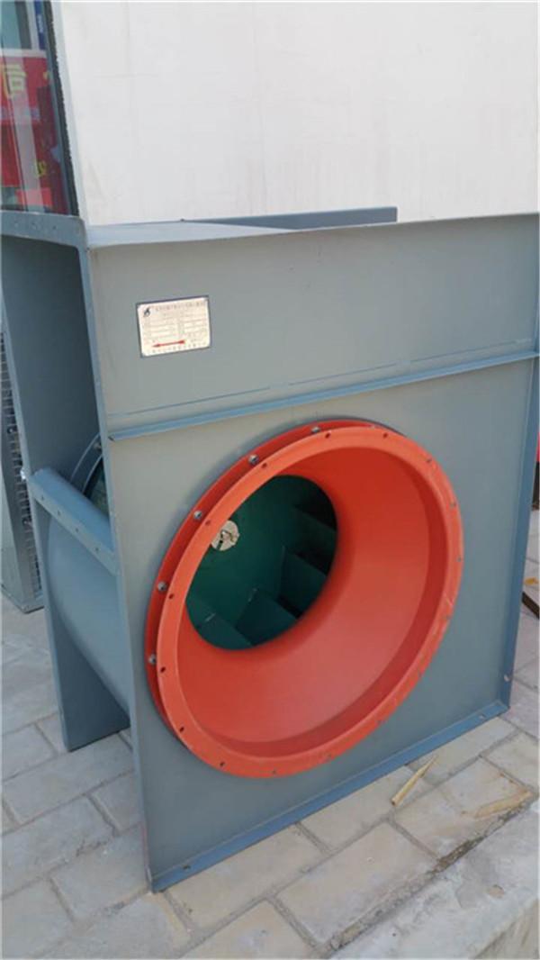 HTFC(DT)系列消防通风两用柜式离心通风机图片十九