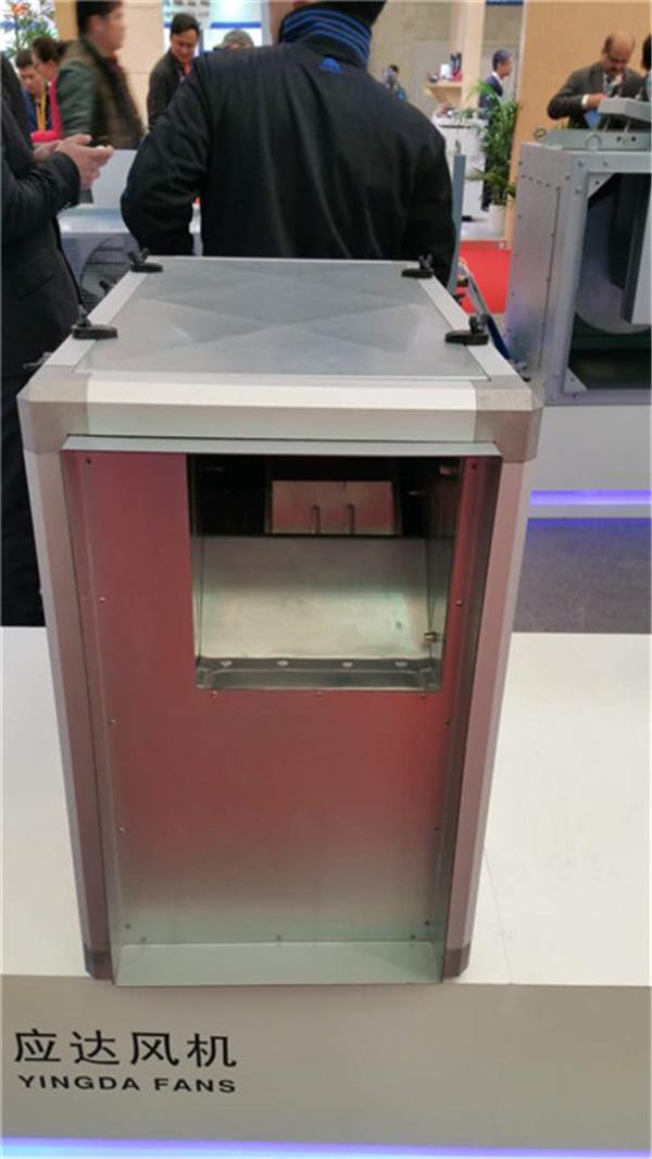 HTFC(DT)系列消防通风两用柜式离心通风机图片二十四