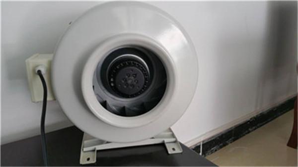 GXF系列斜流式风机图片二十二