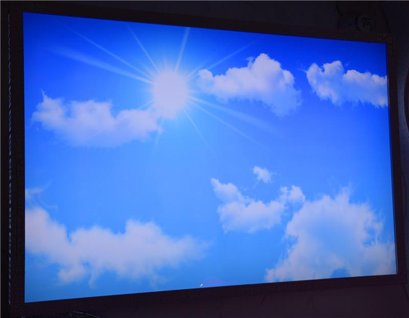 佳明灯饰 蓝天白云 LED吸顶灯 客厅灯图片二