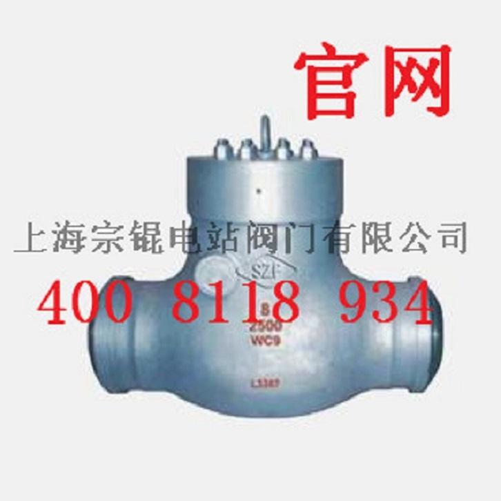 供应 上海宗锟H64H电站止回阀图片六