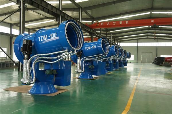 山东华力 TDM100米智能环保喷雾机图片二