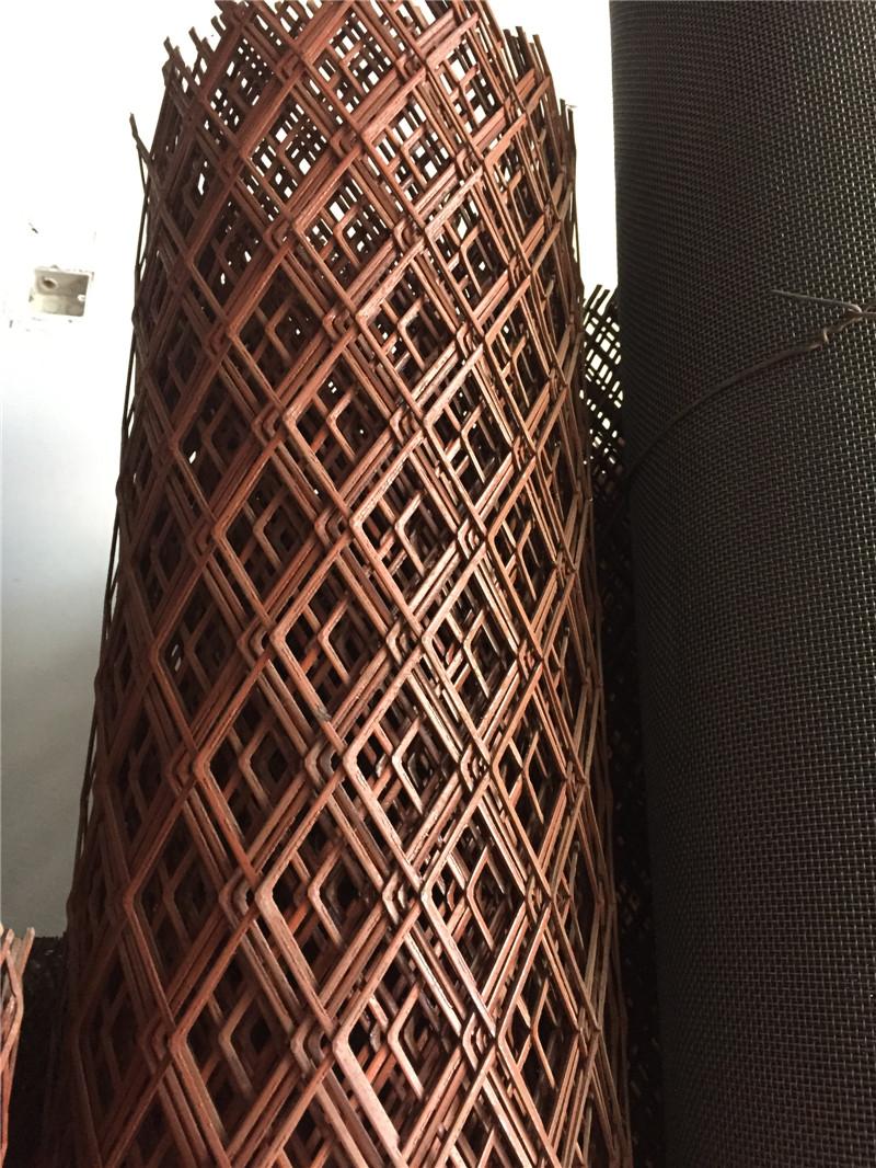 河北龙圣 钢板网100刀2*10米图片二