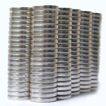 手机支架磁铁 强磁铁 圆形 喇叭磁铁图片三