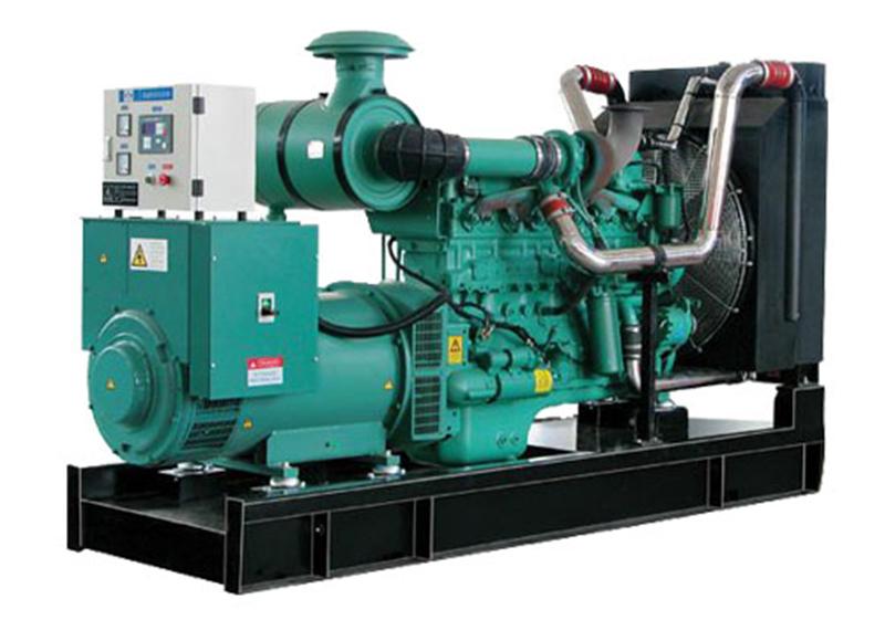 进口康明斯系列发电机组400KW图片二