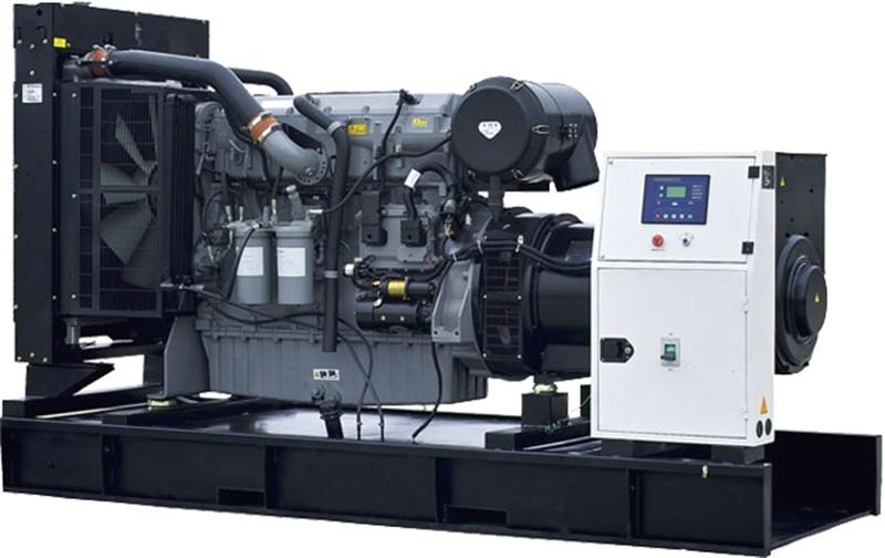 帕金斯发电机组 500KW图片二