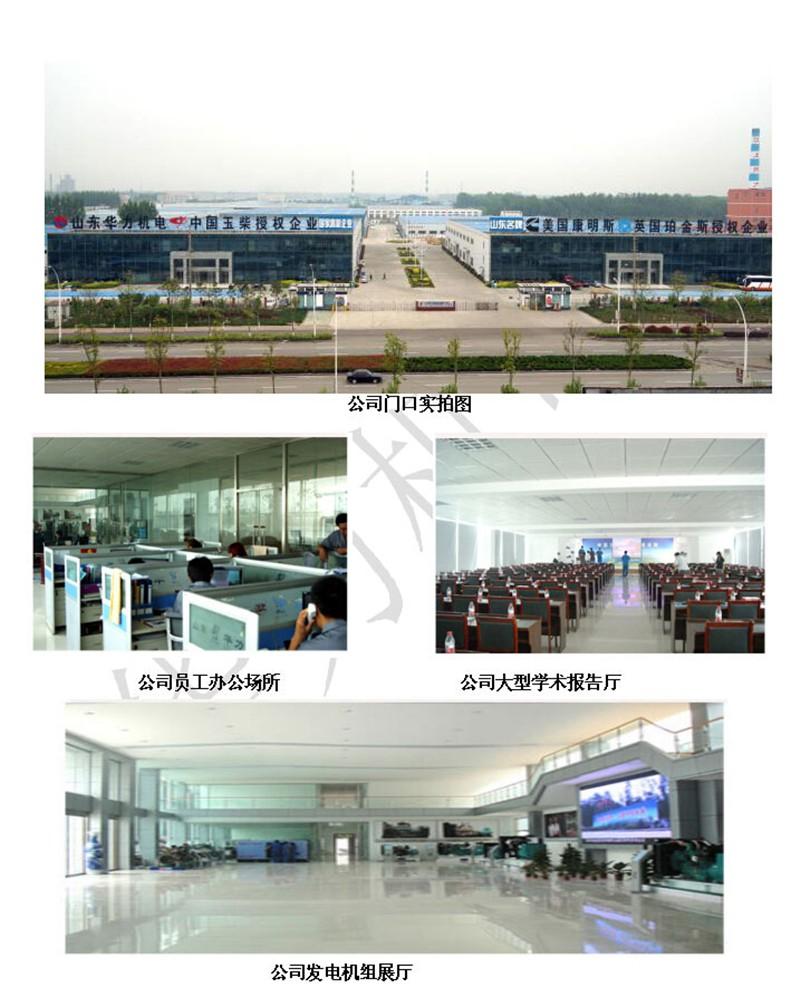 华力-重庆康明斯发电机组系列图片三
