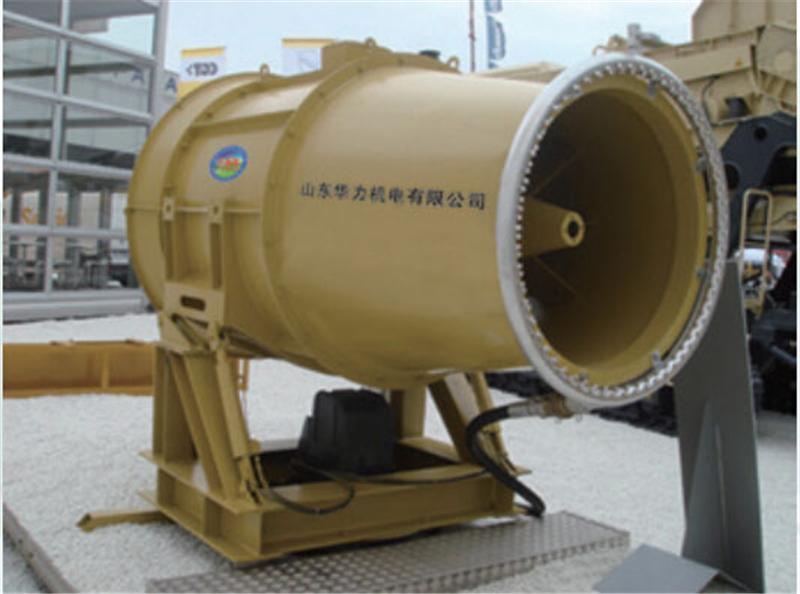 华力-固定式喷雾机图片三