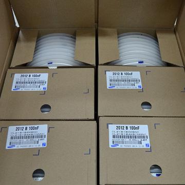 厂家直销 0805 104K 50V  贴片电容图片三