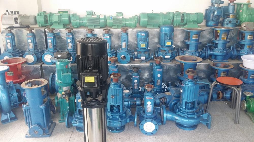 QJ型井用潜水电泵 水泵图片四