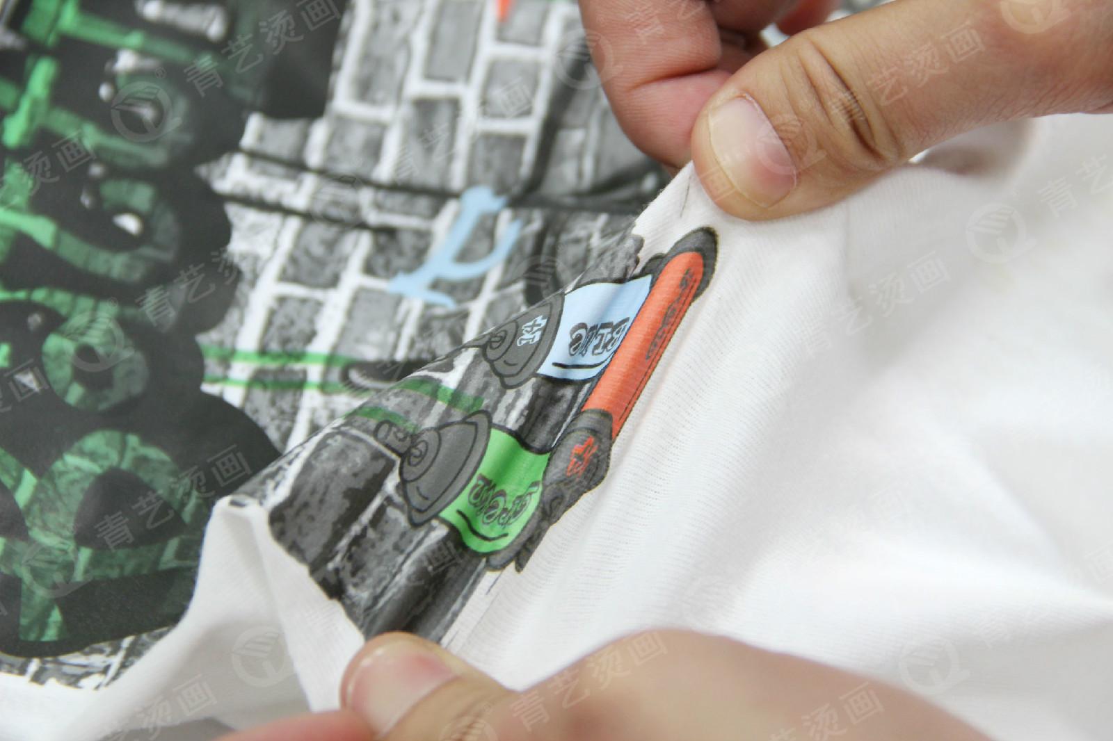 DIY个性T恤烫画图片七