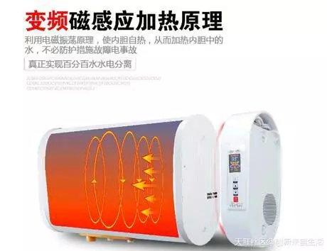 百威皇磁能电热水器H11S6图片六