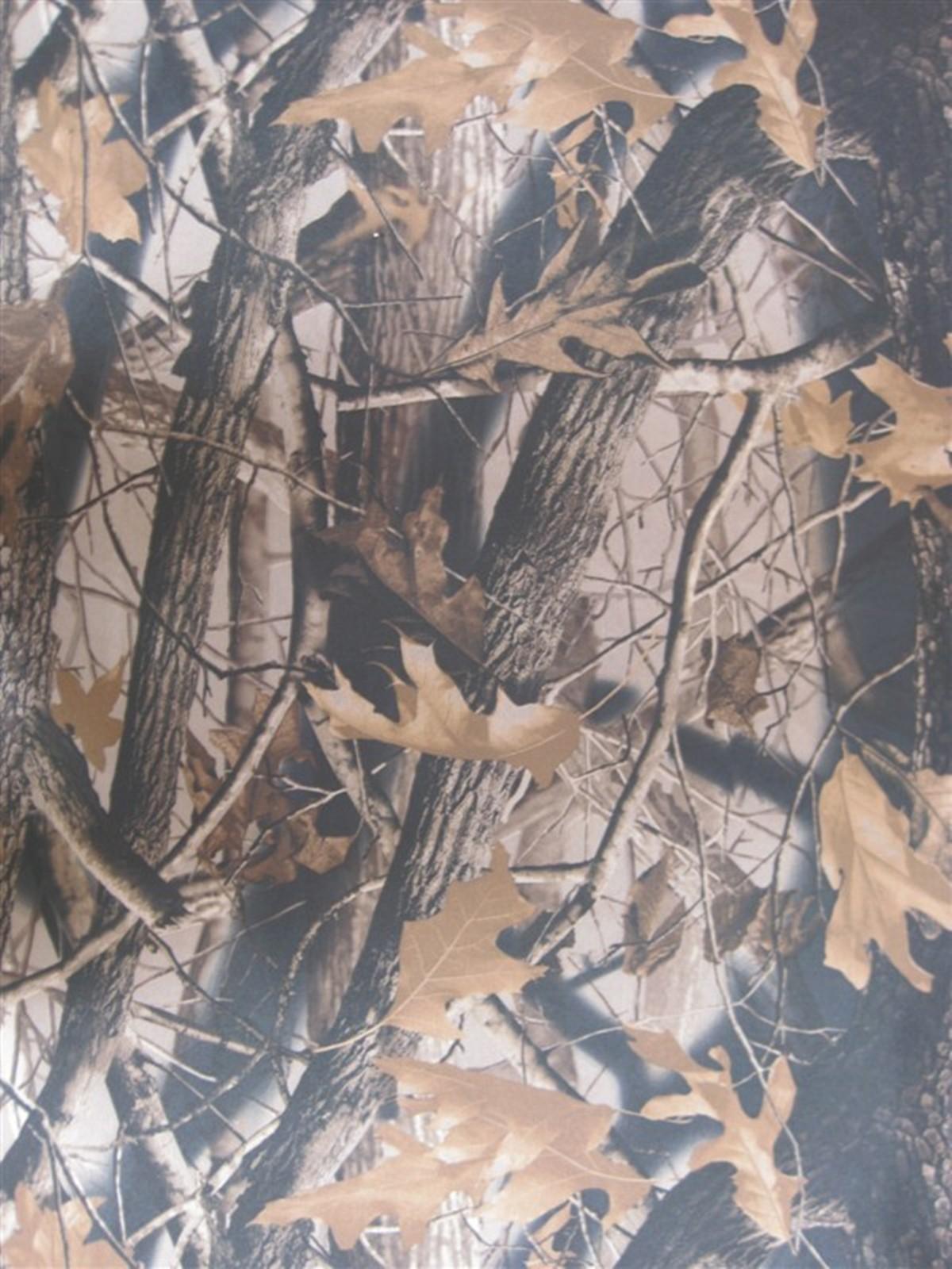600D大树叶 大森林树叶花 牛津布涂层pvc图片一