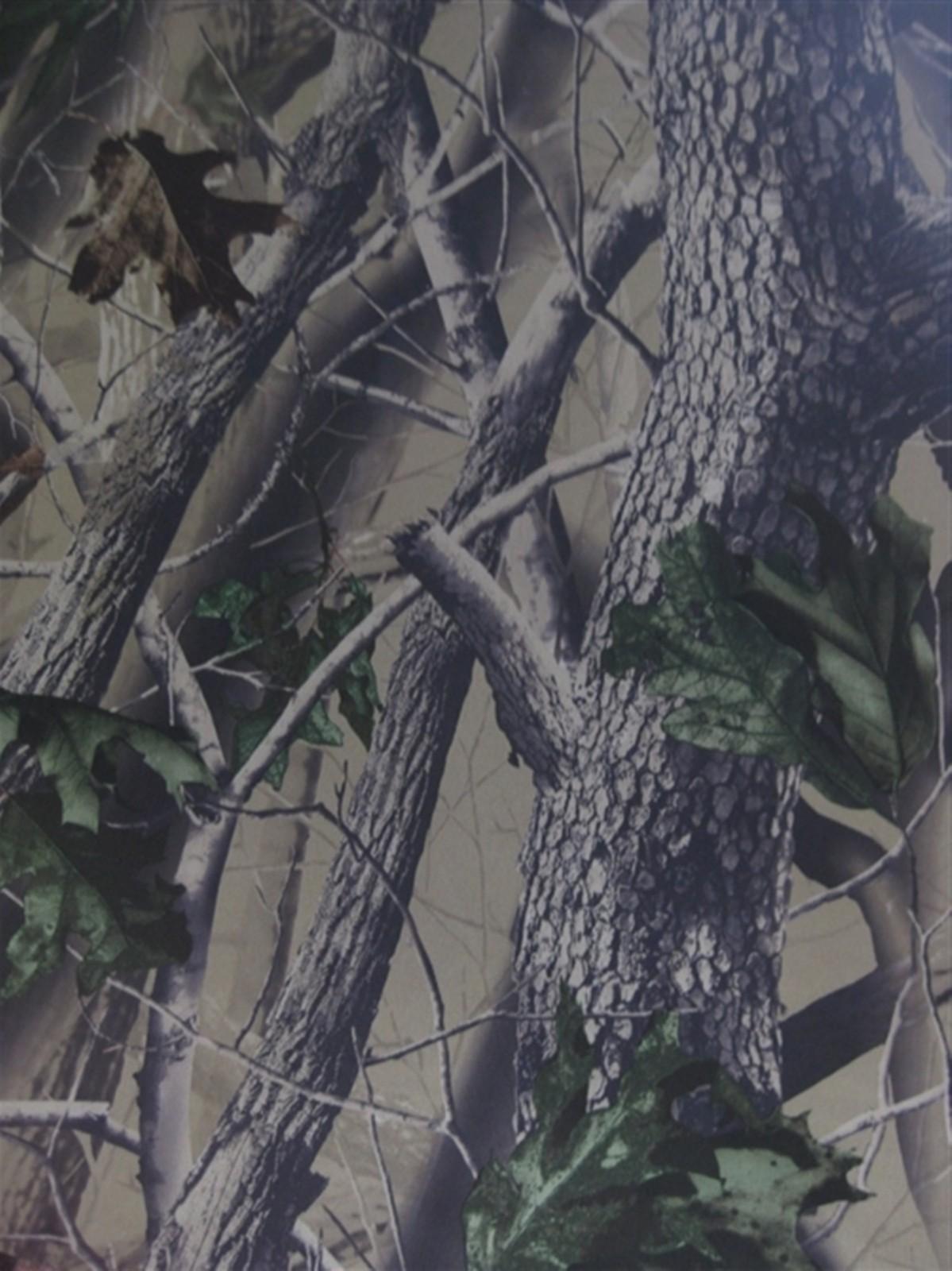600D大树叶 大森林树叶花 牛津布涂层pvc图片十五