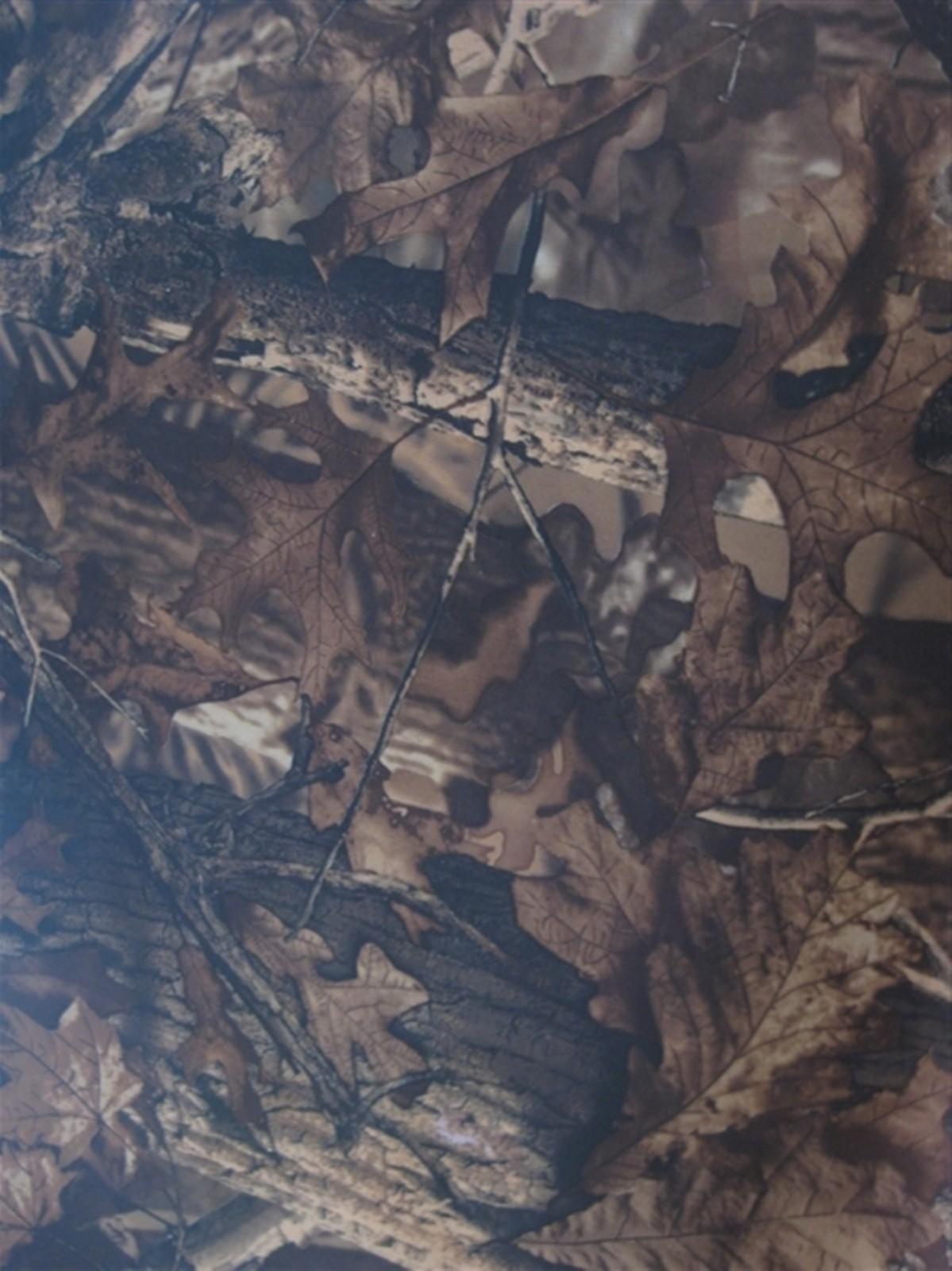 600D大树叶 大森林树叶花 牛津布涂层pvc图片二十