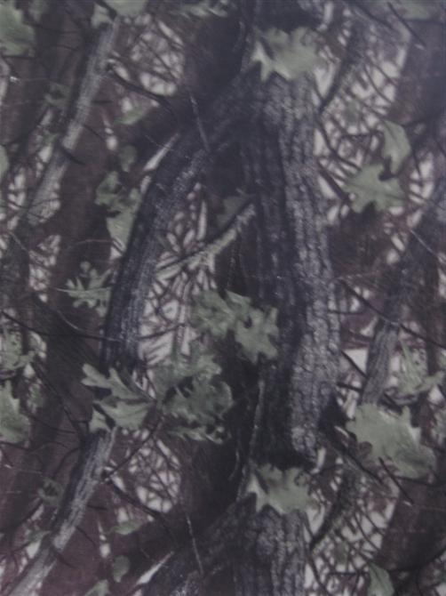 600D大树叶 大森林树叶花 牛津布涂层pvc图片二十三