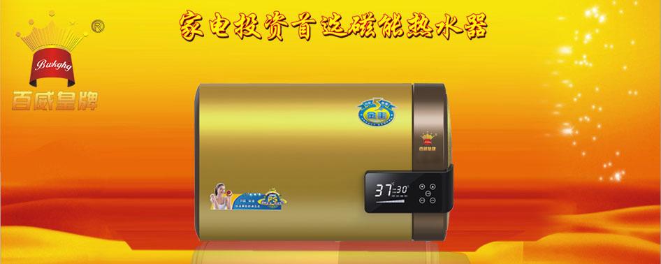 百威皇磁能电热水器H11S6图片二