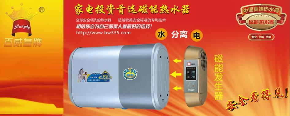 磁能电热水器H13-YK8:60升图片一