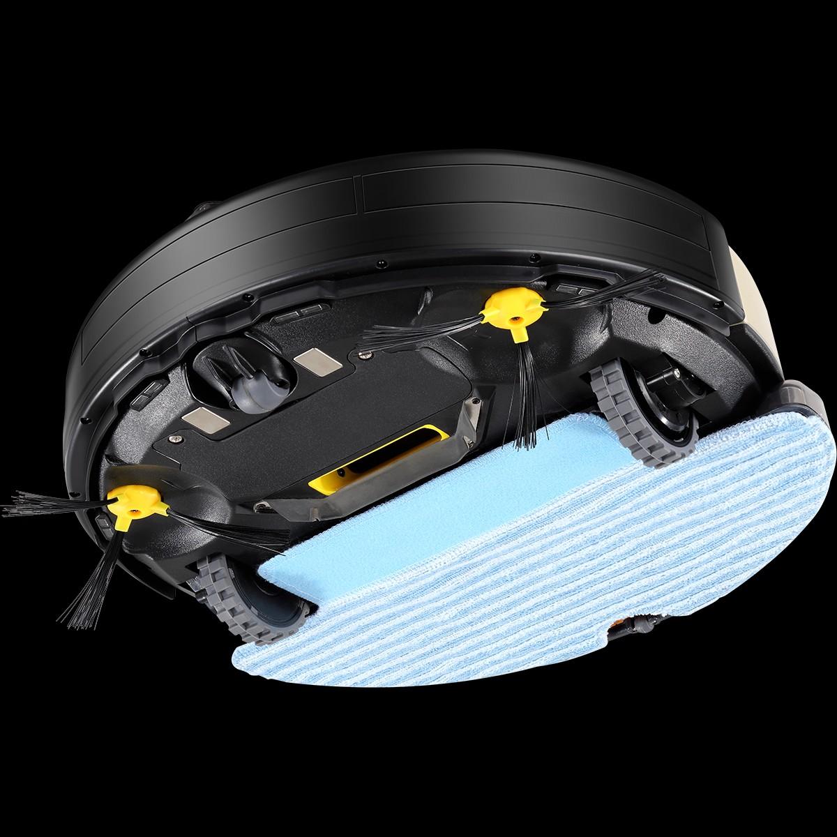 海尔智能扫地机 SWR-探路者320金色 白色图片三