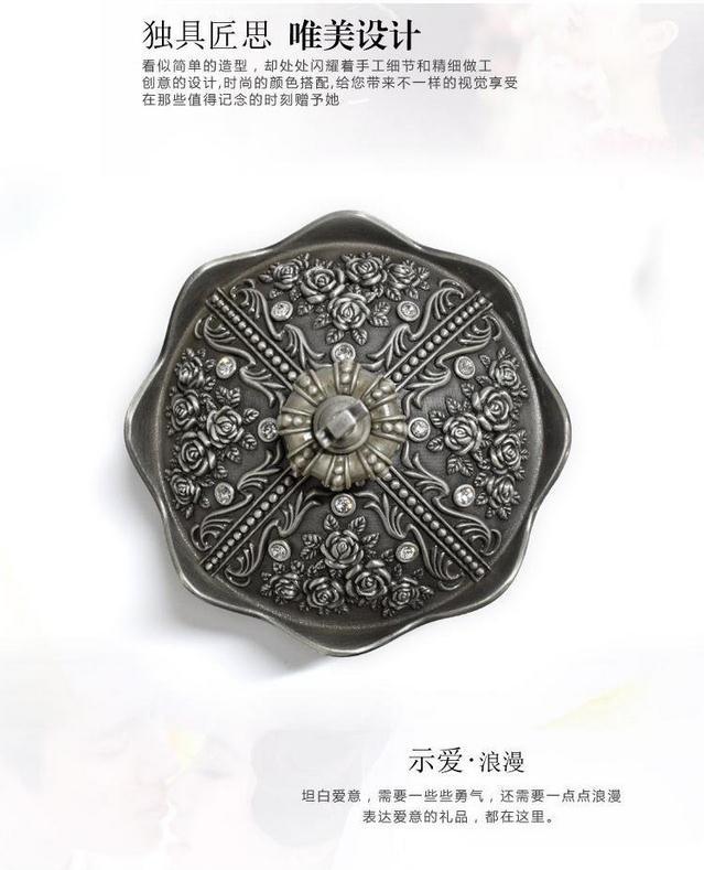 【俄罗斯】皇冠首饰盒图片四